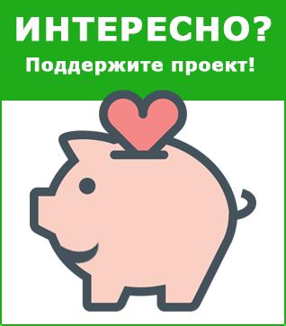Поддержка проекта Prostobzor!