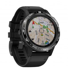 Защита  накладка безеля для часов Garmin Fenix 6 - 5 - вид  1