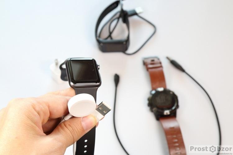 Беспроводная зарядка для часов Apple Smart Watch