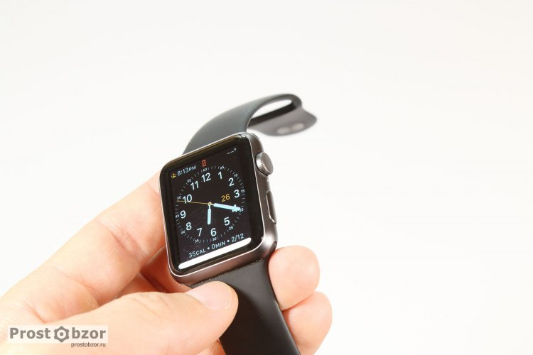 Часы Apple Smart Watch Series 1