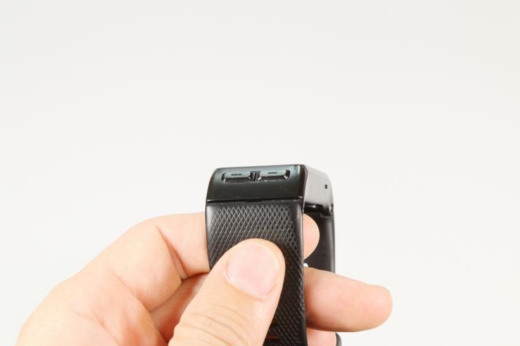 Боковые кнопки часов Garmin Vivoactive HR