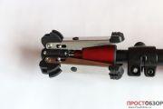 Ножки в сложенном состоянии для монопода Manfrotto MVM500A