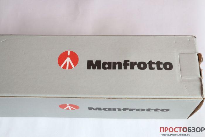 Коробка монопода Manfrotto MVM500A