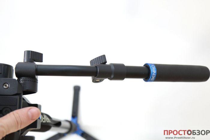 Ручка управления панорамой монопода Benro A48TDS6