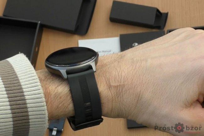 Часы на руке - Blulory BW11