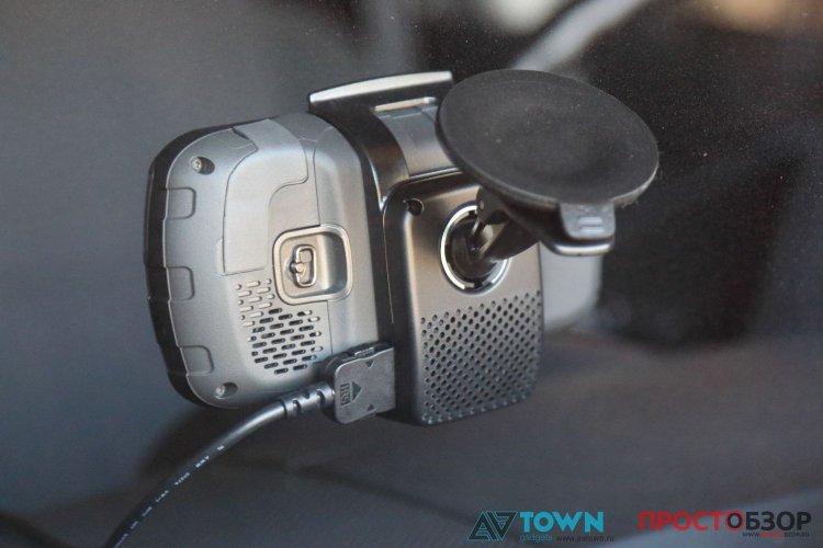 Динамик крепления GPS навигатора Garmin Monterra