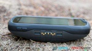 Контакты GPS навигатора Garmin Monterra