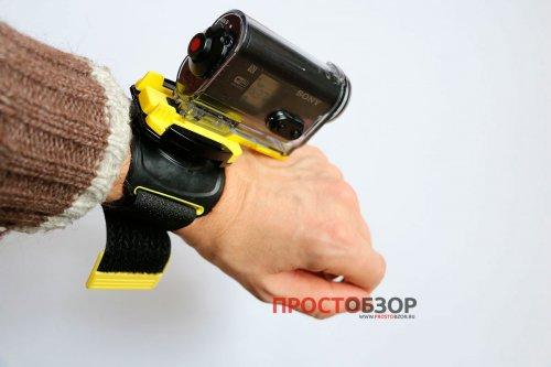 крепление на руку AKA-WM1 для камеры HDR-AS30VW