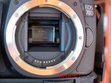 Цифровой сенсор фото-камеры Canon EOS 70D