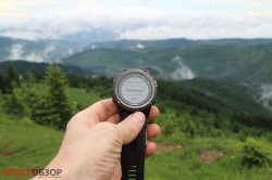 Навигация в часах Garmin Fenix 3 HR