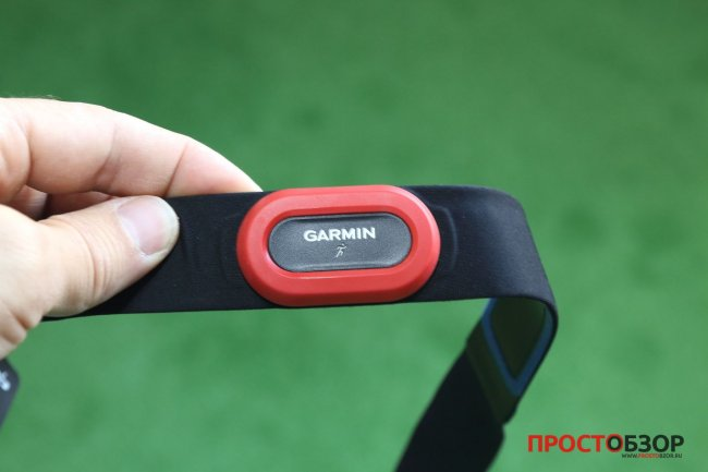 Пульсометр для бега - Garmin HRM-RUN