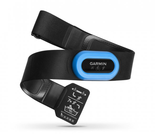 ПУльсометр для триатлона - Garmin HRM-TRI