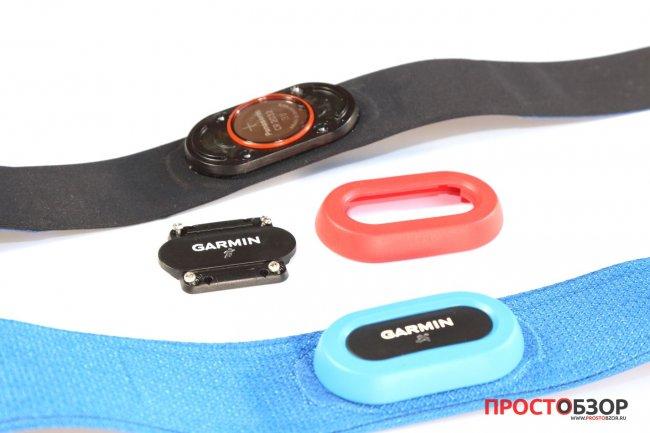 Замена аккумулятора пульсометров Garmin HRM Swim , RUN