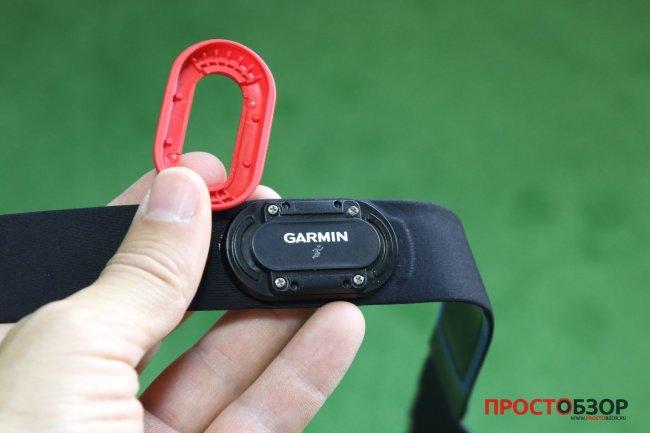 Крышка пульсометра Garmin HRM Run