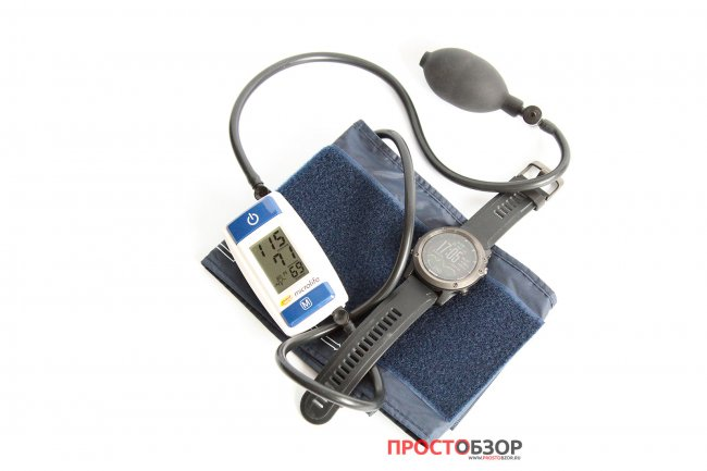 Прибор для измерения давления и пульса MicroLife - Швейцария