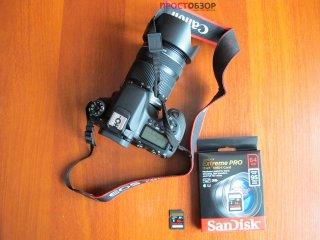 SD 64Gb SanDisk SDXC eXtremePro UHS-I Class 10