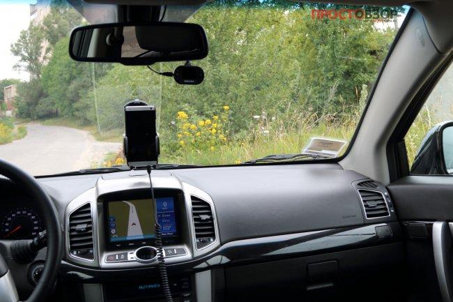 Телефон, видеорегистратор или Garmin NuviCam - что лучше?