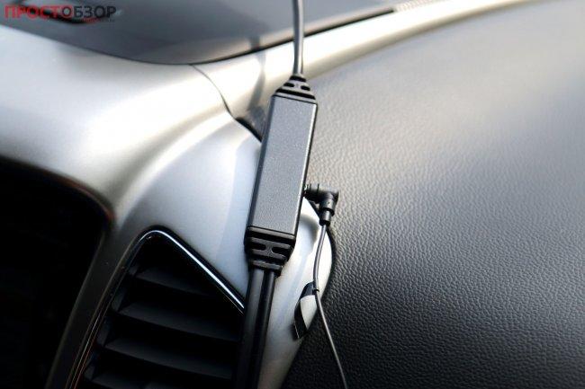 Блок питания антенны улучшения\усиления приема ТМС-FM трафика Garmin NuviCam