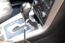 Питание от прикуривателя GPS авто-регистратора Garmin NuviCam