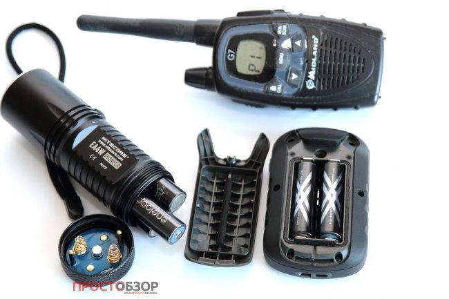 Аккумуляторы для навигатора Garmin Etrex Touch 35