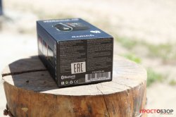 Распаковка коробки Garmin Vivoactive HR - верх