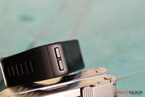 Корпус и кнопки часов Garmin Vivoactive HR