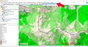 Шаг 2  - Выбор сервиса BirdsEye в BaseCamp