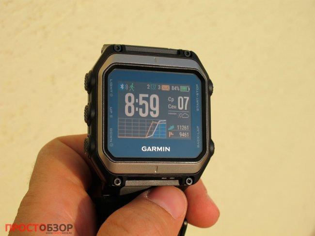 Циферблаты часов  Garmin epix