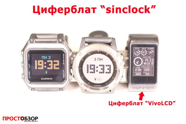 Garmin циферблат для часов Fenix 3 HR, Vivoactive HR, epox - sinclock