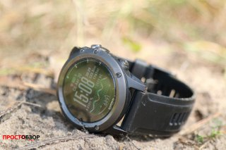 Часы Garmin Fenix 3 HR