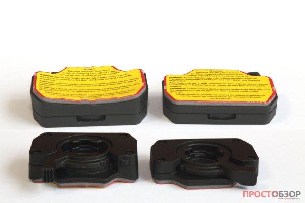Набор площадок на шлем и стекло для экшн-камеры Garmin Virb Ultra 30