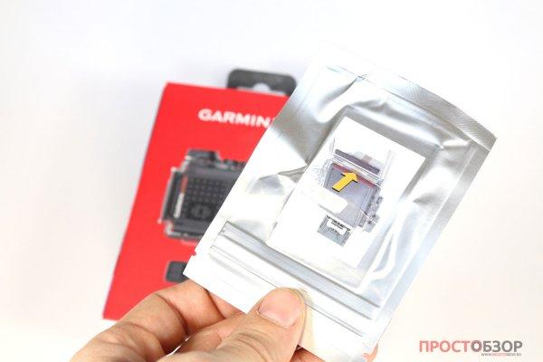 Салфетки для поглощения влаги в боксе экшн-камеры Garmin Virb Ultra 30