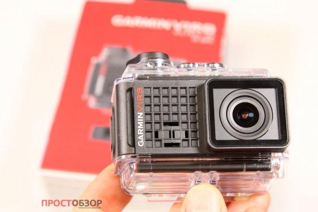 Подводный бокс экшн-камеры Garmin Virb Ultra 30