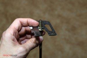 Гаечные ключи - вид сбоку