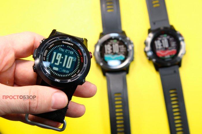 часы Garmin Fenix 2