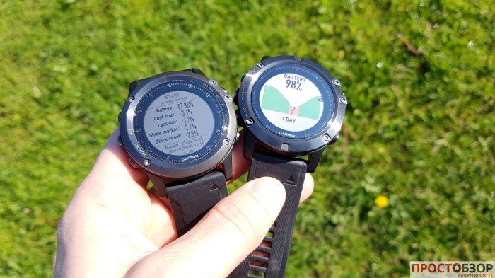 Виджет для измерения разрядка аккумулятора battery-gaugge