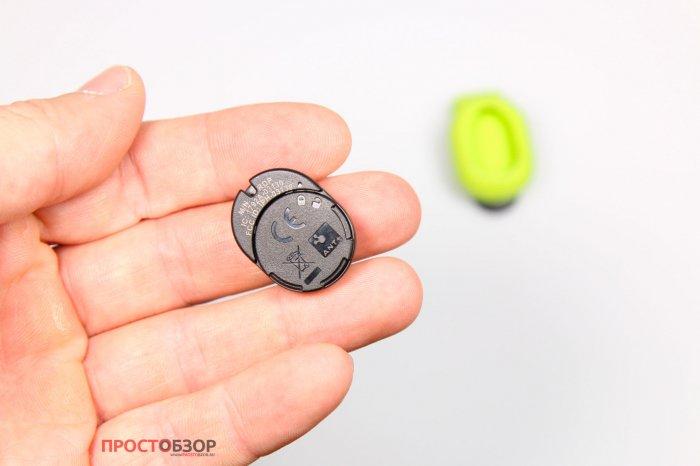 Блокировка крышки датчика Garmin RD Pod