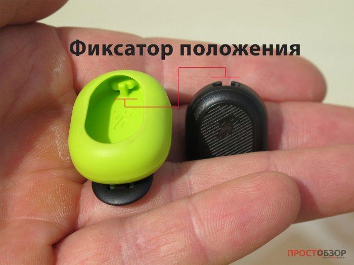 Фиксатор положения корпуса и кожуха Garmin RD Pod