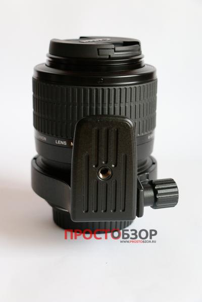 Башмак крепления для Canon MP-E 65mm f-2.8 1-5x Macro