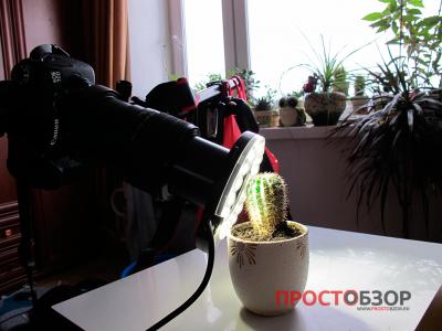 Использования макро вспышек для съемки