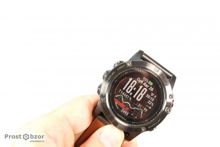 Часы Garmin Fenix 5X