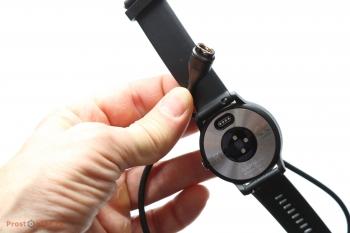 USB кабель зарядки часов Garmin Vivoactive 3