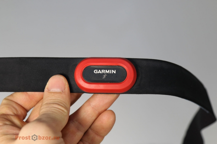 Пульсометр для бега Garmin HRM-RUN