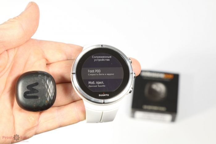 Bluetooth шагомер для часов Suunto Sprart Ultra