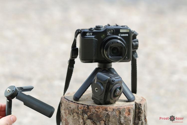 Винтовое крепление на камеру Garmin Virb 360