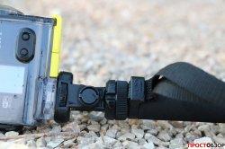 Резьбовое соединение с экшн-камерой Сони
