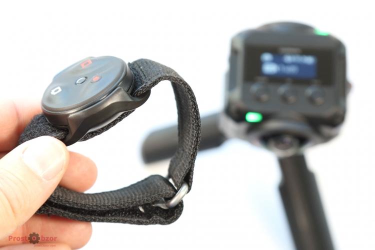 Пульт дистанционного управления камерой Virb 360