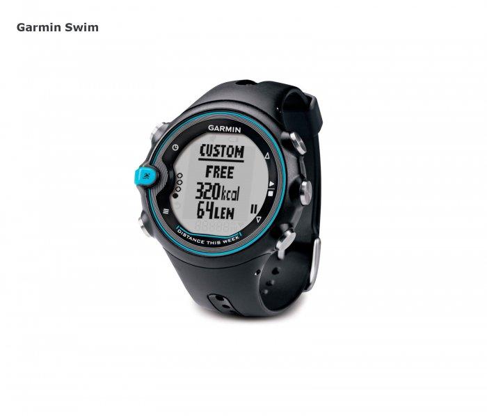 часы для плаванья garmin-swim