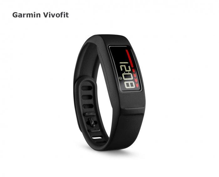 трекер активности -  garmin-vivofit