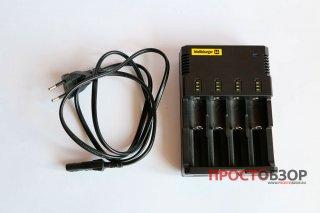 Общий план зарядного устройства Intellicharger